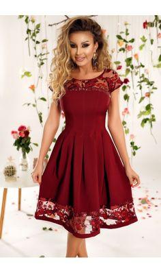 Rochie Tianna Bordo Glamorous Dresses, Dress Images, Glamour, Weddings, Photography, Clothes, Fashion, Shabby Chic Dress, Vestidos