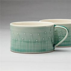 Wild-Grass Cups by Sarah Went
