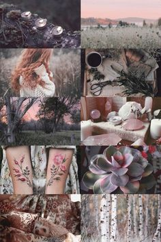 """octoberis4loverz: """"Nature witch.  """""""