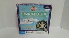 Cranium Polar Bear A-B-C Fish To Spell Preschool Letters Cards Complete