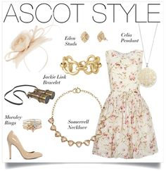 Look your best at the races with this simply sweet style guide | Stella & Dot.    Shop these accessories at www.stelladot.com/nicolecordova