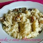 Risotto ai funghi Grains, Rice, Cooking, Food, Kitchen, Essen, Meals, Seeds, Yemek