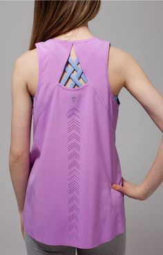 Capture The Flag Singlet - ivivva Athletic Fashion, Athletic Outfits, Athletic Wear, Athletic Tank Tops, Athletic Girls, Athletic Clothes, Dance Outfits, Sport Outfits, Girl Outfits