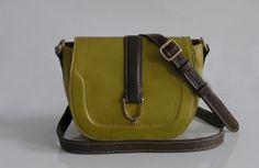 Women bag of EVA from a genuine leather. Fashion bag. Leather handbags