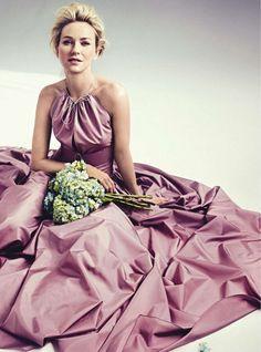 Pink Lemonade Design: Naomi Watts for Vogue Australia