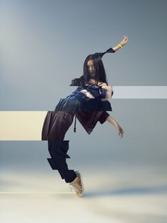 Movements — conception photography by Ben Sandler, via Behance