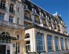 """Larry Bensky takes us along to The Grand Hotel in Cabourg, via his video """"Proust in Normandy.""""  Click here to watch: http://www.bard.edu/radioproust/video/normandy.shtml MORE: https://vimeo.com/radioproust/videos/page:1/sort:date"""