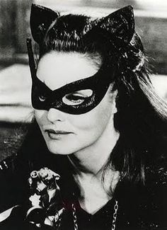 catwoman.  it would be so cool to be the '60s version!