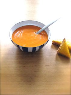 #Recipe: Easy Tomato Soup.