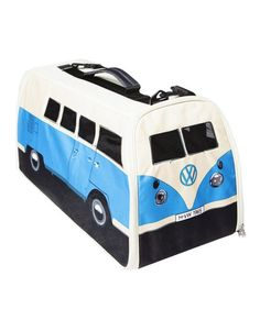 VW Pet Carrier   Got a cute kitten in the household? Are you adog-lover?Surprise the pet in your family with a unique gift this holiday season. See more great gifts in our holiday gift guide.