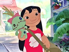 Which Disney Non-Princess Are You? I got Lilo!  You are one cool chick. You love to have a good time, but when you are chillin', you are having the best time. You have a few close friends that mean the world to you, and you are firm believer in Ohana