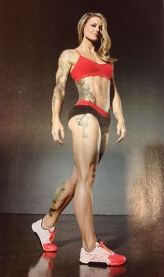 Christmas Abbott. - inspiration  ( not just fitness!)