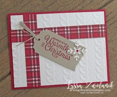 Simple Christmas Cards, Christmas Card Crafts, Homemade Christmas Cards, Christmas Greeting Cards, Christmas Greetings, Homemade Cards, Handmade Christmas, Holiday Cards, Scrapbook Christmas Cards
