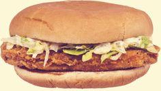 Recette de sandwich MacPoulet toute simple et rapide à faire
