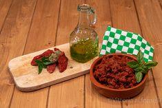 Capuliato, pesto siciliano di pomodori secchi Dips, Bruschetta, Thoughtful Gifts, Pesto, Salsa, Blog, Sicilian, Sandwich Spread, Sauces