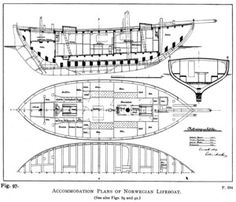 [image] Deck Plans, Boat Plans, Sailing Ships, Sailing Yachts, Sailboat Yacht, Man Of War, Nautical Design, Yacht Design, Tall Ships
