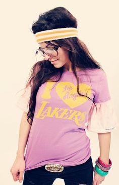 Lakers... way cute!