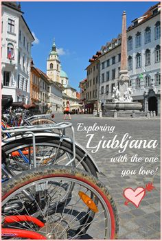 15 Romantic Things To Do with your loved one in Ljubljana. Travel Tips For Europe, Travel Around Europe, Travel Around The World, Travel Articles, Travel Info, Travel Photos, Travel Ideas, Vacation Trips, Vacation Spots