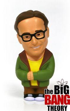 Leonard Hofstadter - figura antiestres 14 cm - #TBBT #AkibaClub #TheBigBangTheory