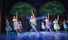 The Pajama Game, Shaftesbury theatre