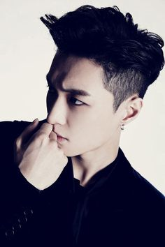 """EXO's Lay teaser pics from """"Lose Control"""" mini album / Image Source: SM Entertainment"""