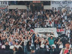 old school(PAOK) Thessaloniki, Old School, Fans, Wrestling, Movies, Movie Posters, Lucha Libre, Films, Film Poster