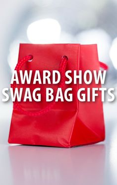 What was inside the gift bag for attendees at the CBS Daytime Emmy Awards after party? The Talk shared some of the great swag with the studio audience. http://www.recapo.com/the-talk/the-talk-product-reviews/talk-41st-daytime-emmy-award-winners-emmy-gift-bag-swag/