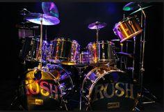 Amazing drums!