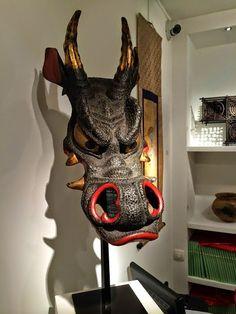 Horse's Mask | cabinet of curiosities | cabinet de curiosites | wunderkammer | Luca Cableri