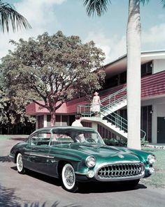 1956 Chevrolet Impala.