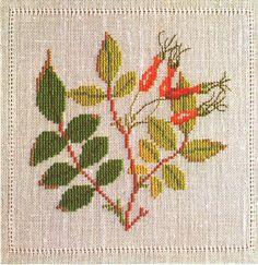 (2) Gallery.ru / Фото #16 - Cross Stitch Pattern in Color - Mosca