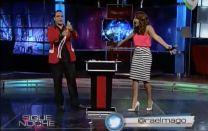 Ra El Mago Sorprende A Pamela Sued En 'Sigue La Noche'