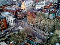Place Manchester, England I would chose this location as on decks parent brand Henri Lloyd is made and was created here Manchester Hotels, Manchester England, Manchester City, Oh The Places You'll Go, Places To Visit, England And Scotland, British Isles, Beautiful Places, Beautiful Sites