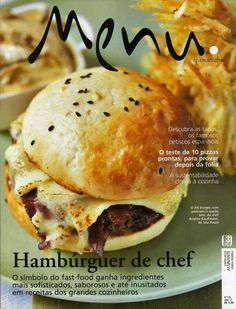 Enquadramento na fotografia de culinária