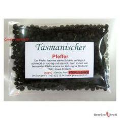Tasmanischer original Bergpfeffer ganz 40g...15.60