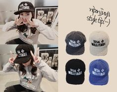 Stylenanda, Suits You, Baseball Cap, Your Style, Casual Outfits, Plush, Korean, Sporty, Closure