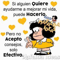 Mafalda Me Quotes, Funny Quotes, Funny Memes, Hilarious, Work Motivational Quotes, Positive Quotes, Mafalda Quotes, Frases Humor, Spanish Humor