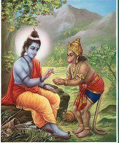 Rama and Hanuman Hanuman Murti, Shri Ram Photo, Hanuman Ji Wallpapers, Rama Lord, Lord Rama Images, Hanuman Chalisa, Lord Krishna Images, Hanuman Images, Hindu Deities