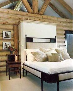 """TLC Home """"Cabin Decor Idea: Cool and Contemporary"""""""