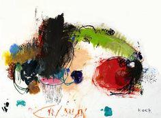 "Saatchi Art Artist Michel Keck; Painting, ""A Leopard Never Changes Its Spots"" #art"