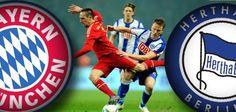 Prediksi Bayern Munchen vs Hertha Berlin