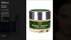 Nuestra hidratante Basic Night (http://www.baracosmetics.es/oscommerce/product_info.php?products_id=869) en Vogue.es