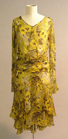Dress | c. 1929 | English
