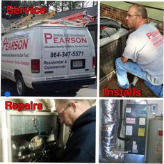 Whether you are a home or a business facility owner, over time, your HVAC system is bound to lose its capacity and efficiency. Thus, to ensure that it keeps working at an optimal performance level, maintenance and system repair is imperative.   For quick and reliable system repair and services, Pearson Heating & Air is a name you can trust. We are a reputable, licensed, locally family owned & operated HVAC Contractor with over 25 years of hands on industry experience.