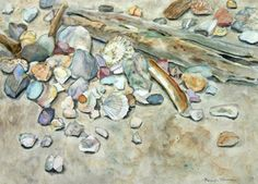 Cape Cod Treasures by Pamela Parsons