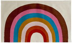 Rainbow Rug from The
