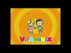 Vitaminix is an educational video about essential vitamins that we need in our life! #vitamins #kidshealth #food #foodforkids #kidslearning #eatinghabits