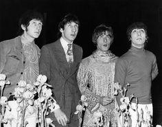 the Who ~ John Entwistle, Pete Townshend, Roger Daltrey, Keith Moon.