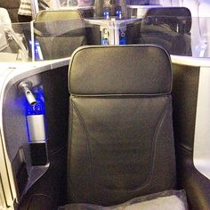 Best seats in the house - even numbers! (My Flight: JetBlue Mint Cabin from LAX to JFK)
