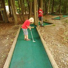 Mini putt- www.gordonspark.com Gordon Parks, Putt Putt, Event Calendar, Baseball Field, Activities, Mini, Miniature Golf